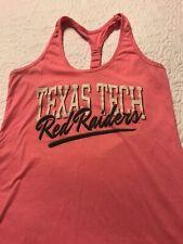 New ListingTexas Tech Lubbock Red Raiders Sleeveless Athletic Shirt Sz. M