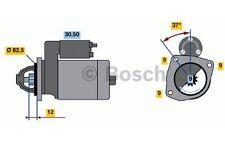 BOSCH Motor de arranque 2kW 12V OPEL ASTRA VECTRA NISSAN FIAT 0 986 017 790
