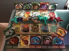 BAKUGAN 9x Battle Brawlers. 22 Cards(11 Magnetic/11 Card)