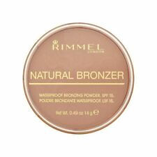 Rimmel Natural Bronzing Powder Sunlight 21 (Pack of 4)
