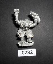 Warhammer Citadel Marauder UNLISTED MM20 ORC SHAMAN 1988 C 232