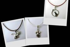 Charm Leather Animals & Insects Fashion Necklaces & Pendants