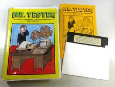 Commodore 64/128: MR TESTER Micro-W COMPLETE in Box and Manual - TESTED
