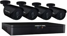 Night Owl WMC2X841 Wired 4 Camera 1080p HD 1TB DVR Security System, New (Sealed)