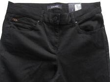 """Marks & Spencer Ladies Faded Black Jeggings Size 12 Short Inner Leg 27"""""""
