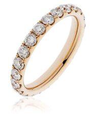 Unbranded Not Enhanced Rose Gold Fine Rings