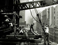 Empire State Building Workers Print 11 x 14   #4028