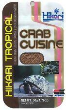 Hikari Tropical Crab Cuisine 50g Crustaceans Shrimps Aquarium Fish Food