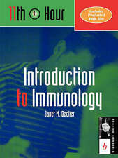 NEW 11th Hour: Introduction to Immunology (Eleventh Hour - Boston)
