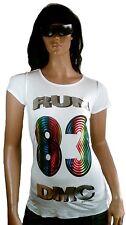 Amplified Official RUN DMC 83 1983 LOS 80 Hip Hop Rock Star Vintage Camiseta S