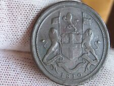 Penang East India Company 1810 1/2 Cent!