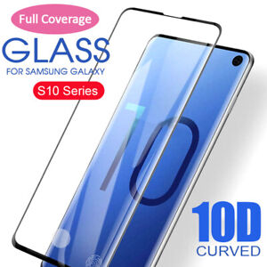 Panzerfolie Schutzglas Mit Fingerprint Full Screen Glas Samsung S10 Note 10 S20