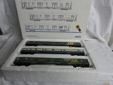 "Märklin 41573 Wagenset "" Bahnpostwagen InterCity "" in der OVP"