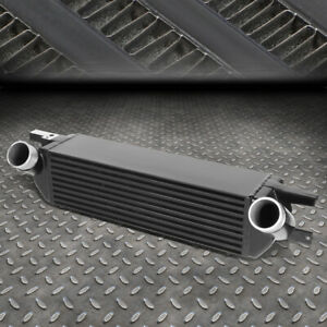 FOR 15-19 FORD MUSTANG 2.3L ECOBOOST BAR&PLATE CORE FMIC FRONT MOUNT INTERCOOLER