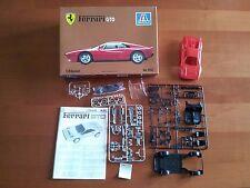 Kit Italeri N. 652 Ferrari GTO Scala 1/24 Set Plastic Hobby Model Maquette