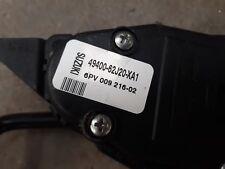 Suzuki Swift Throttle Pedal DDIS Throttle Pedal - 49400 62J20 XA1 Swift Pedal