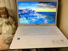 ASUS Vivobook 17 X705UV-BX134T PC Portable Blanc Windows 10 Disque Dur 1TO