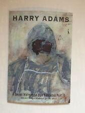 HARRY ADAMS, Art Hate, Exhibition brochure, L 13 gallery 2011