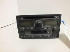 03 04 05 2004 2005 HONDA PILOT CD CASSETTE RADIO RECEIVER 39100-S9V-A310 #697