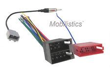 Aftermarket Stereo-Harness and Antenna Adapter Wiring Fits Select KIA / Hyundai