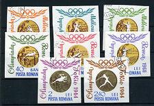 Rumänien 2353/60 gestempelt - Olympische Spiele