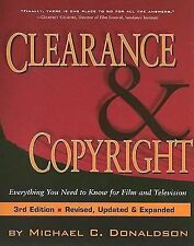 Clearance and Copyright: Everything You Need to Know for Film and Tele-ExLibrary