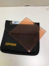 Tiffin  CC 85C Filter 100mm x 100mm Glass Filter