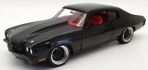 ACME 1/18 Scale A1805517 - 1970 Chevelle 454 SS G Force - Black