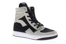 Creative Recreation Osano CR40114 мужские черные повседневные высокие кроссовки обувь