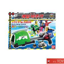 Power Rangers Ressha Sentai ToQger RENKETSU BAZOOKA Gun Cannon Weapons Bandai