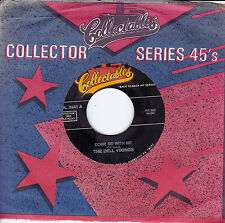 THE DELL VIKINGS Come Go With Me / Whispering Bells 45