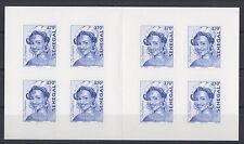 "Senegal 2015 Booklet of 8 stamps "" La Linguère "" 370F adhesive MNH** Mi. 2223"