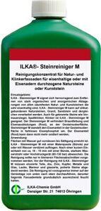 ILKA Steinreiniger M Reinigungskonzentrat, Fassadenreiniger