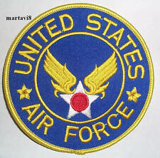 `UNITED STATES AIR FORCE` Cloth Badge / Patch (AC2)