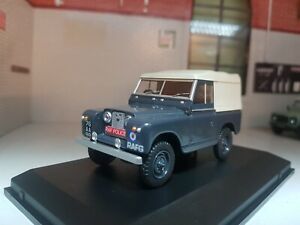 1:43 Scale Model RAF Police Military Land Rover Series 2a 3 SWB CANVAS Oxford