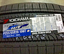 4 New 255 65 16 Yokohama Geolandar H/T G056 Tires