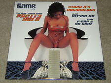 """Pretty Ugly """"Stack Gs Reguardless & Hit'em Up"""" 50 Cent Rap. Game LP Single NEW"""