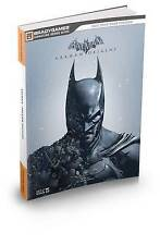 Batman: Arkham Origins Signature Series Strategy Guide (Bradygames Signature Gui