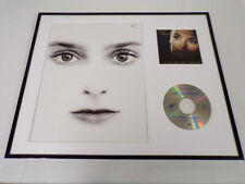 Sinead O'Connor Framed 16x20 I Do Not Want What I Haven't Got CD & Photo Set