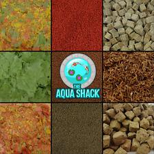 Tropical Fish Food - Flakes Granules Pellets Freeze Dried Micro Shrimp Spirulina