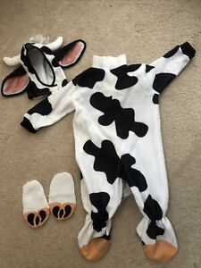 halloween cow outfit for kids 3-12 Months