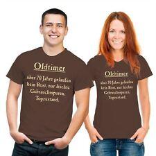Markenlose Damen-T-Shirts aus Baumwollmischung