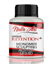 UNIQUE RETENTION+ NAIL SCULPTING ACRYLIC LIQUID 30ml SPECIAL OFFER