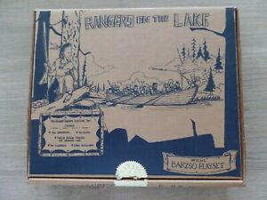 Barzso Playset Rangers on the Lake (opened)