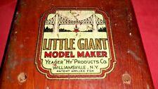 Vintage 'Model Maker' Metalworking/Fabrication Tool