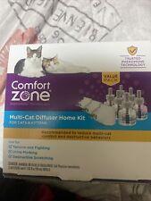 New listing Comfort Zone 100538648 MultiCat Calming Diffuser Kit