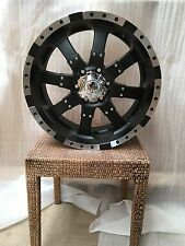Ultra Alloy Wheels Rims 4x4 Suit Hummer, Hi Lux, Chev, Ranger, Navara and Rodeo
