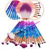 20pcs Pro Makeup Brushes Set Eye Shadow Foundation Powder Lip Cosmetic Brush Kit