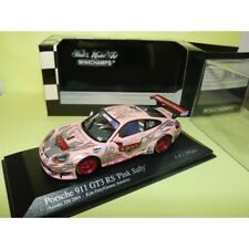 PORSCHE 911 GT3 RS N°45 PHOENIX 250 2004 MINICHAMPS 1:43 DISNEY CARS