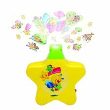 Starlight Dreamshow Baby Sleep Night Light Tomy 2008 Projector Cot Mobile Toy